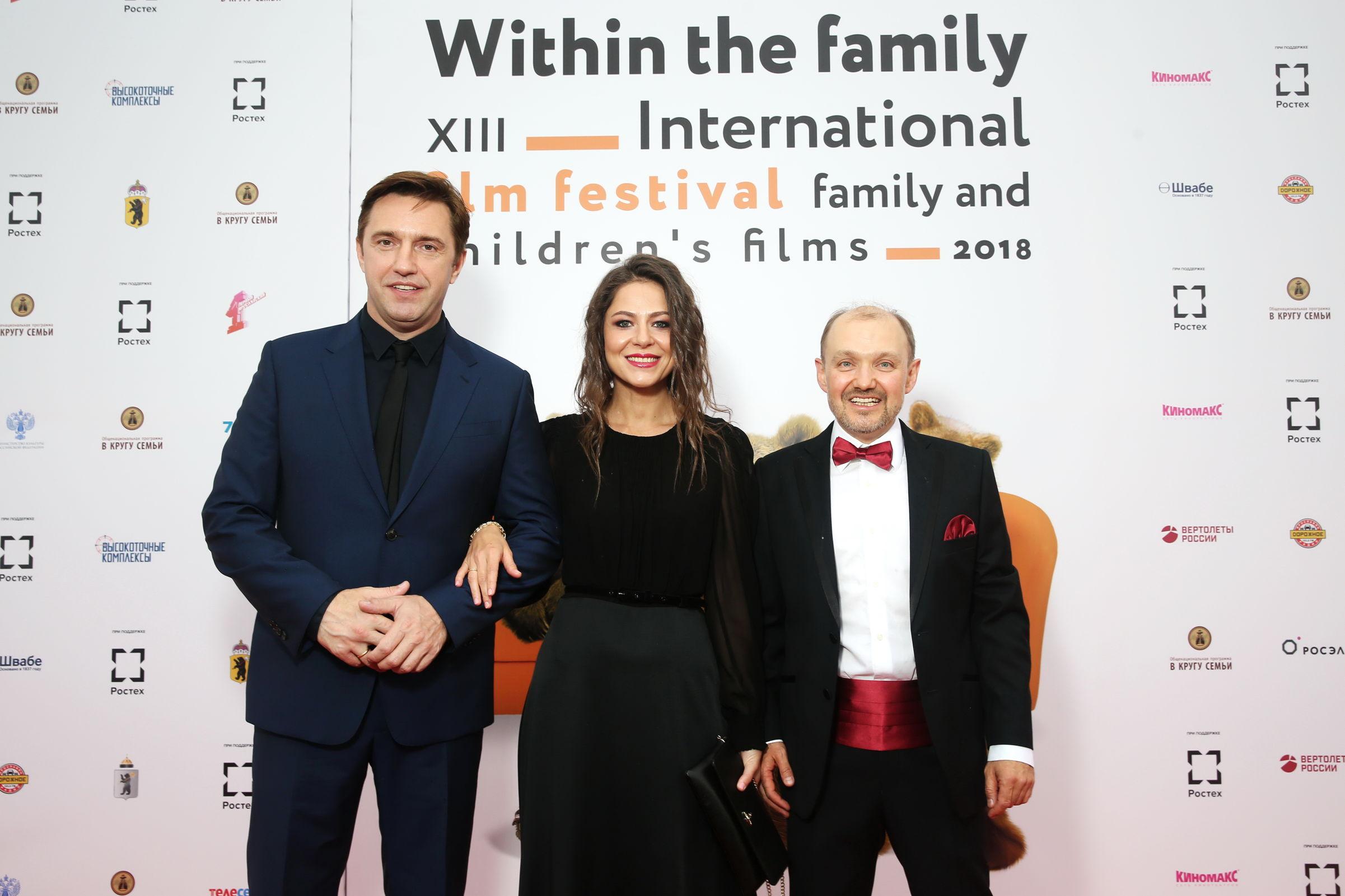 Асмус, Вдовиченков и «Сплин» приедут на открытие кинофестиваля в Ярославль