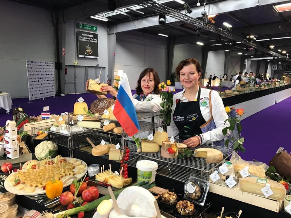 Победила на сырном мундиале. Ярославна получила золотую медаль на международном конкурсе сыроваров