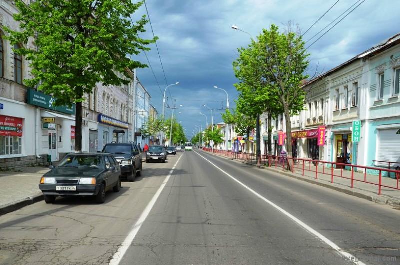 В Рыбинске на время ремонта перекроют улицу Крестовую
