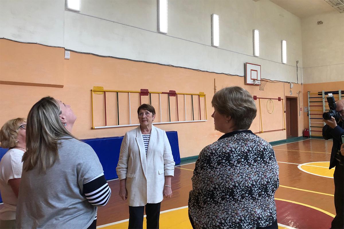 В Рыбинском районе на средства гранта отремонтируют несколько школ