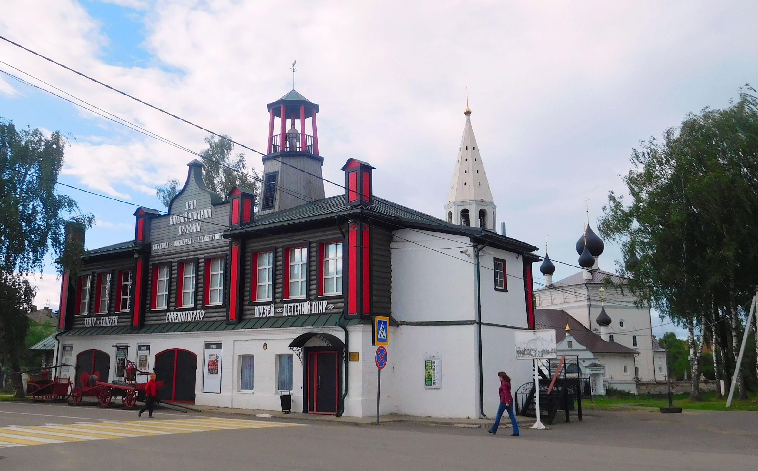 «Новый год – круглый год», открытие музея в аптеке и другие события фестиваля «Дни Некрасова в Вятском» 7 июля