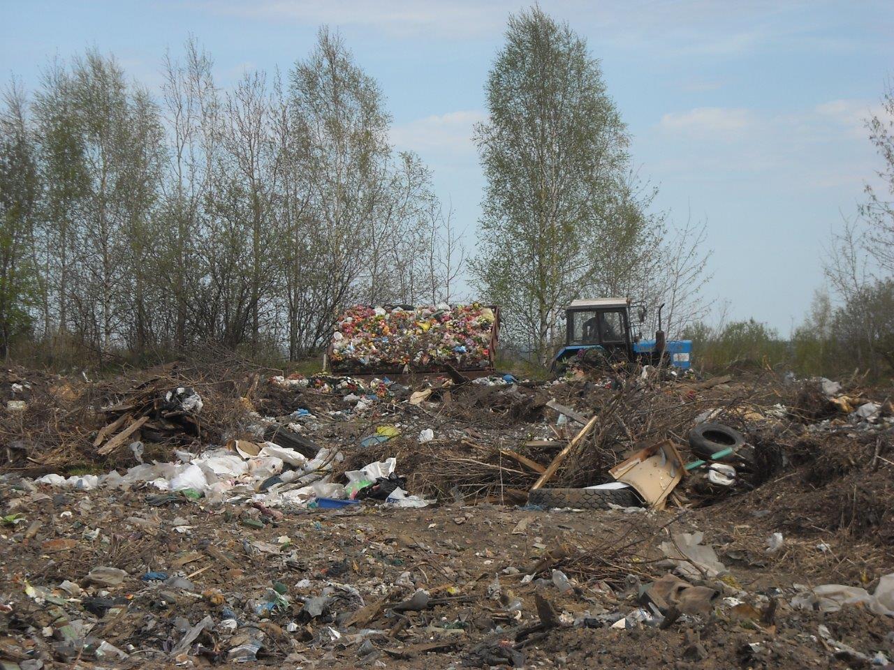 Ярославцы смогут бороться с незаконными свалками и почувствовать себя инспекторами
