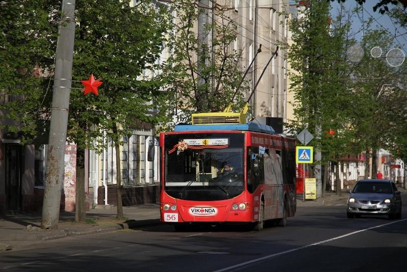 В Рыбинске перекроют центральную улицу: как поедет транспорт