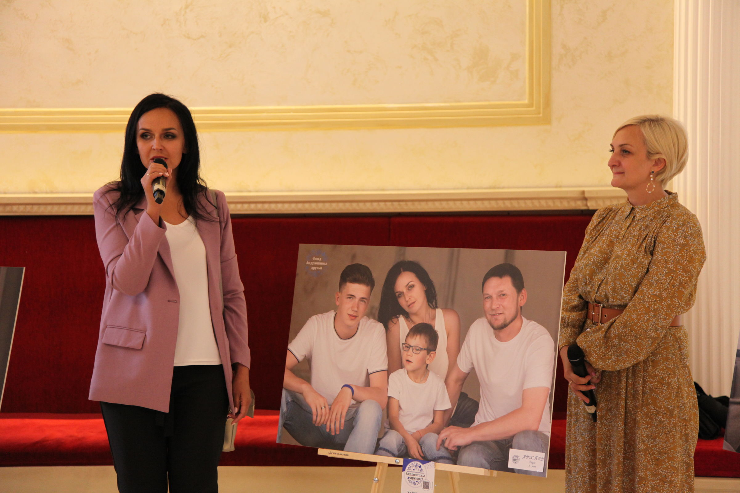 В Москве открылась выставка ярославского фотографа про особенных детей