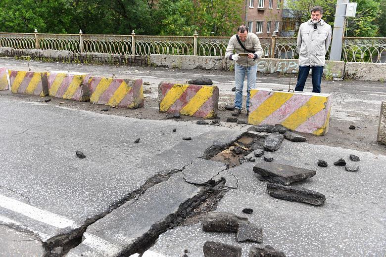 Добрынинский мост в Ярославле оставят перекрытым