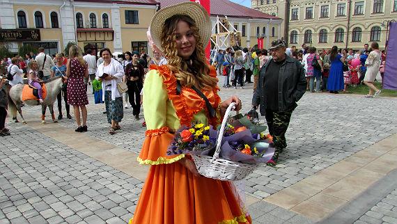 Авиашоу и карнавальное шествие: стала известна программа Дня города в Рыбинске
