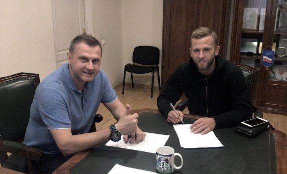 «Шинник» подписал двух защитников