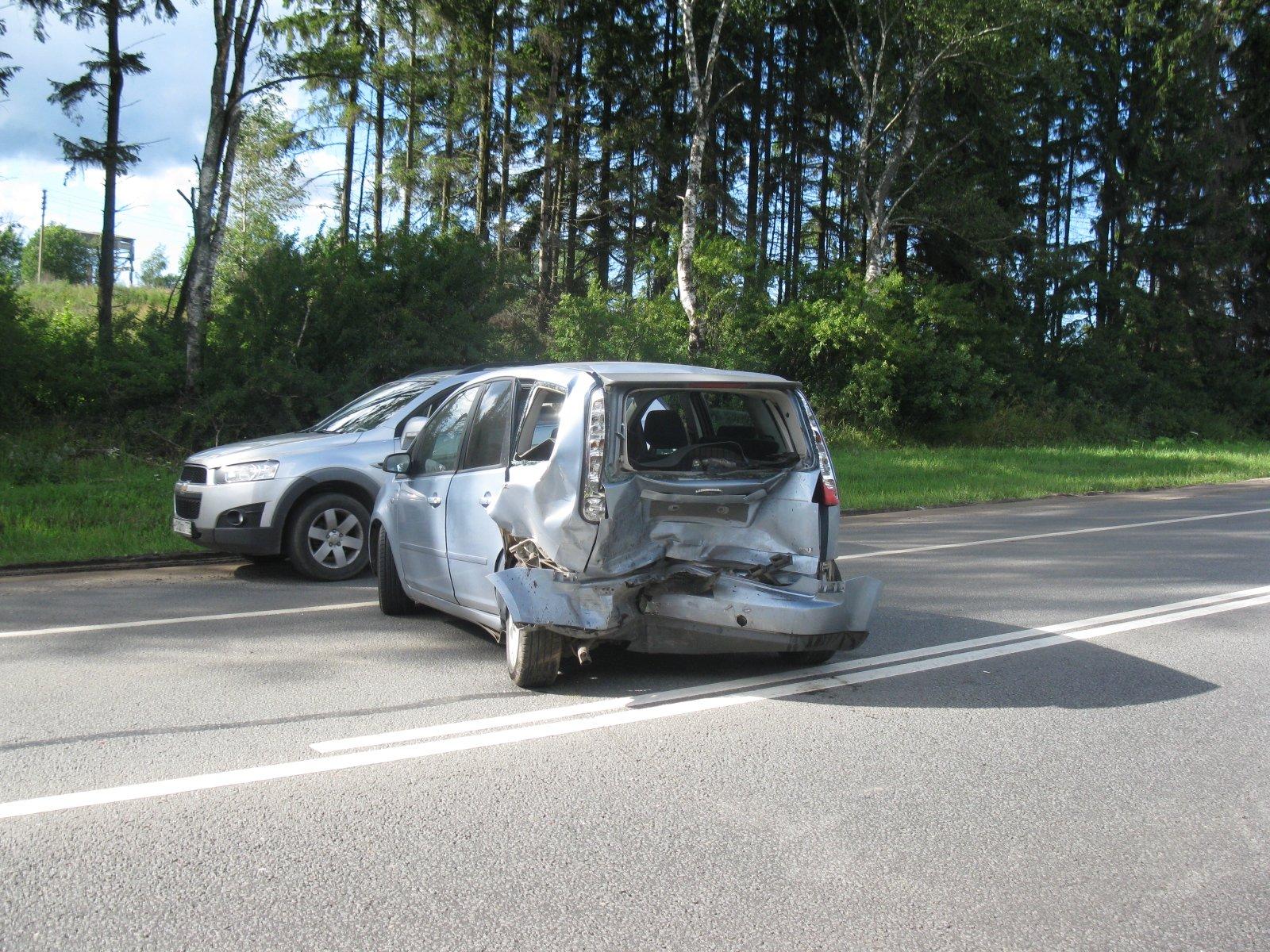 В ДТП на федеральной трассе в Ярославской области пострадали четыре человека