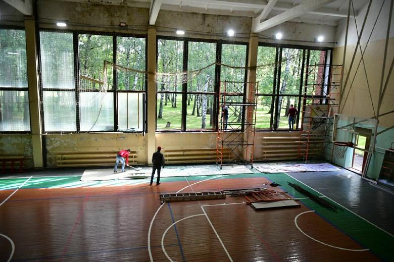 Универсальный спорткомплекс в Ярославле сдадут уже в конце июля