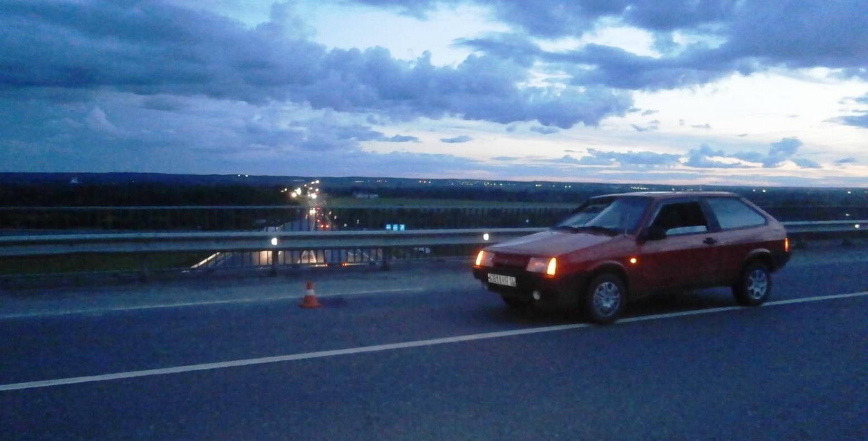 В Ярославской области на федеральной трассе женщина на иномарке сбила подростка