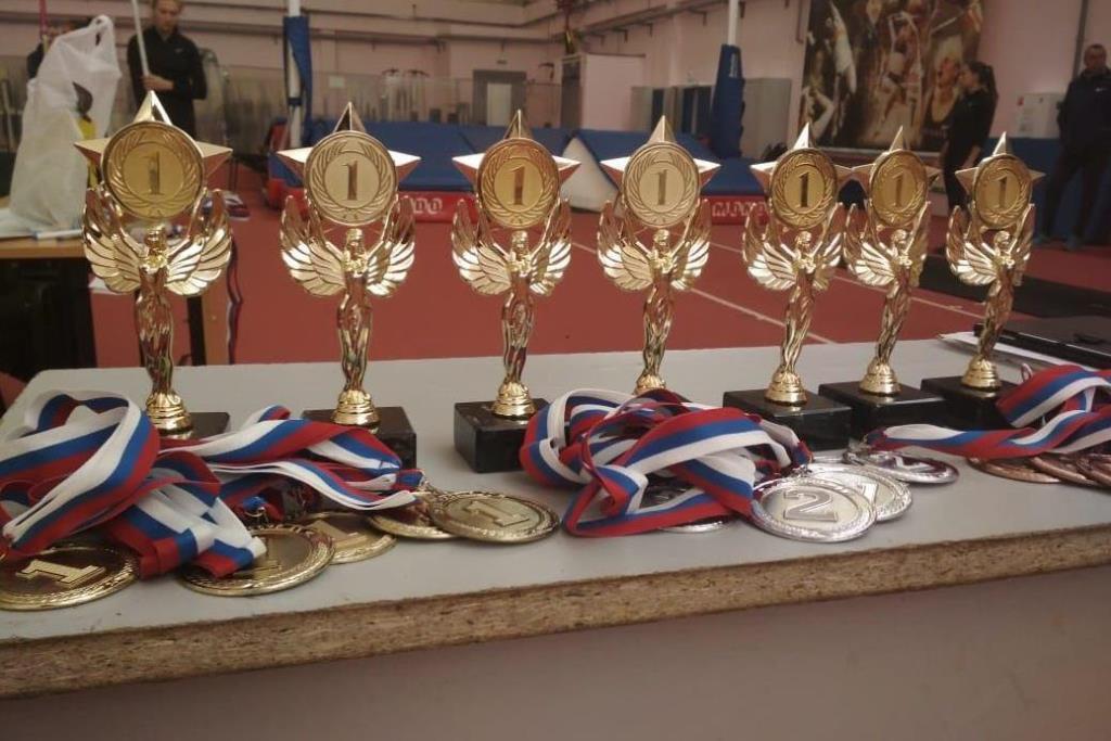 Полсотни спортсменов приняли участие в межрегиональном турнире по прыжкам с шестом