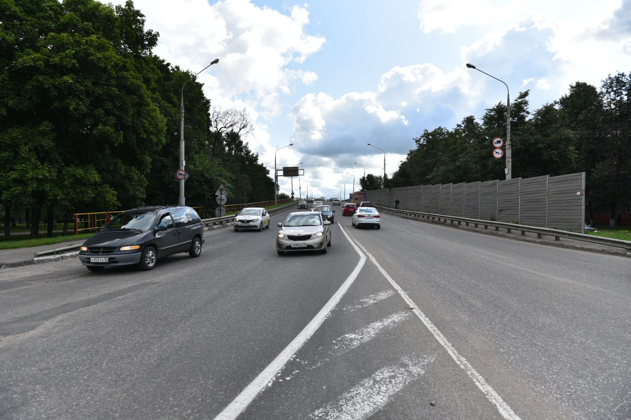 В Ярославле устранили проблему пробок на Октябрьском мосту