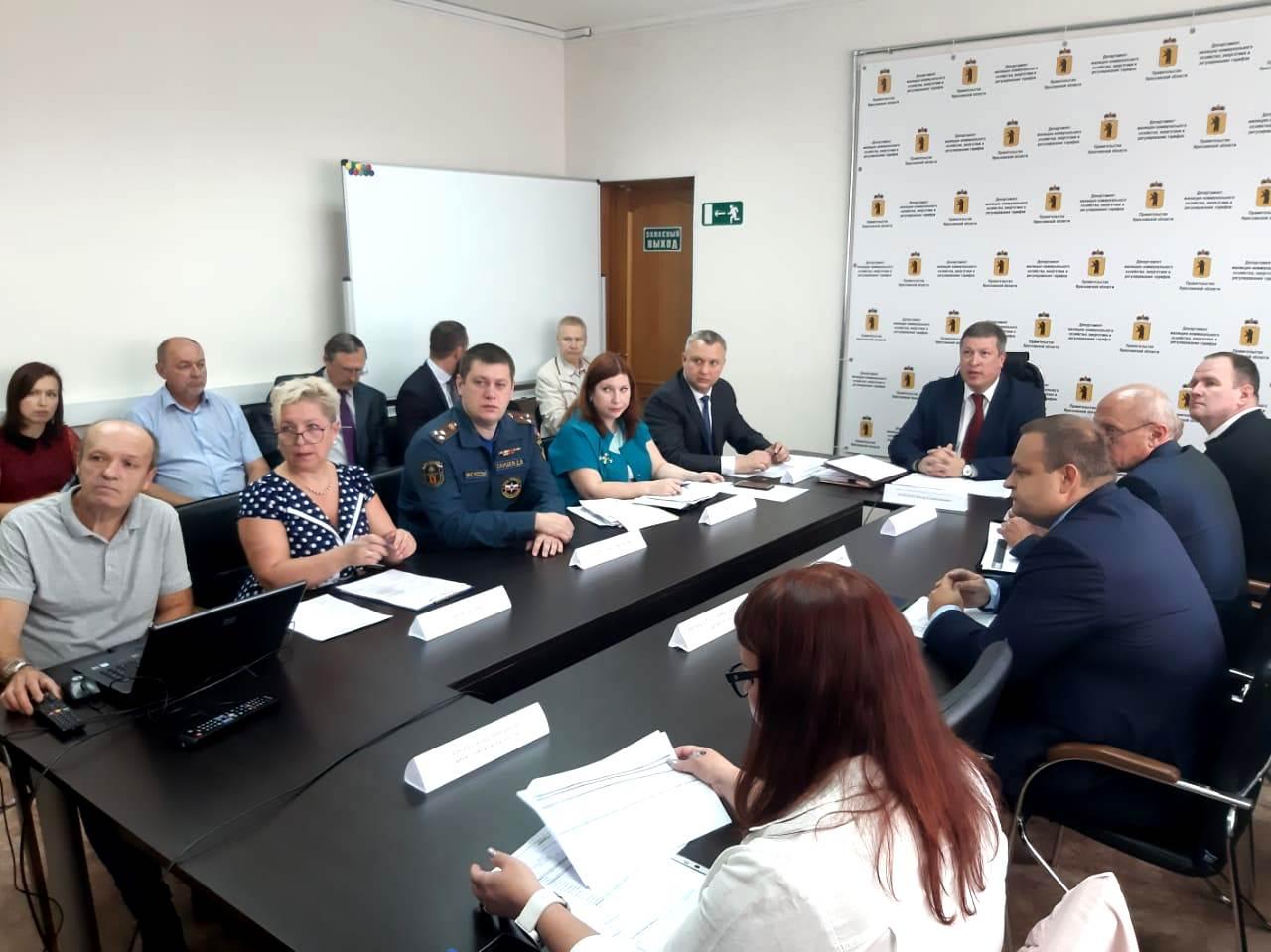 Теплоснабжающие предприятия Ярославской области накопили долги за электроэнергию более 288 млн. рублей
