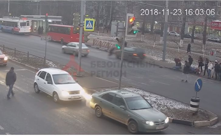 Водитель внедорожника под кайфом сбил четырех девушек на Московском проспекте: приговор