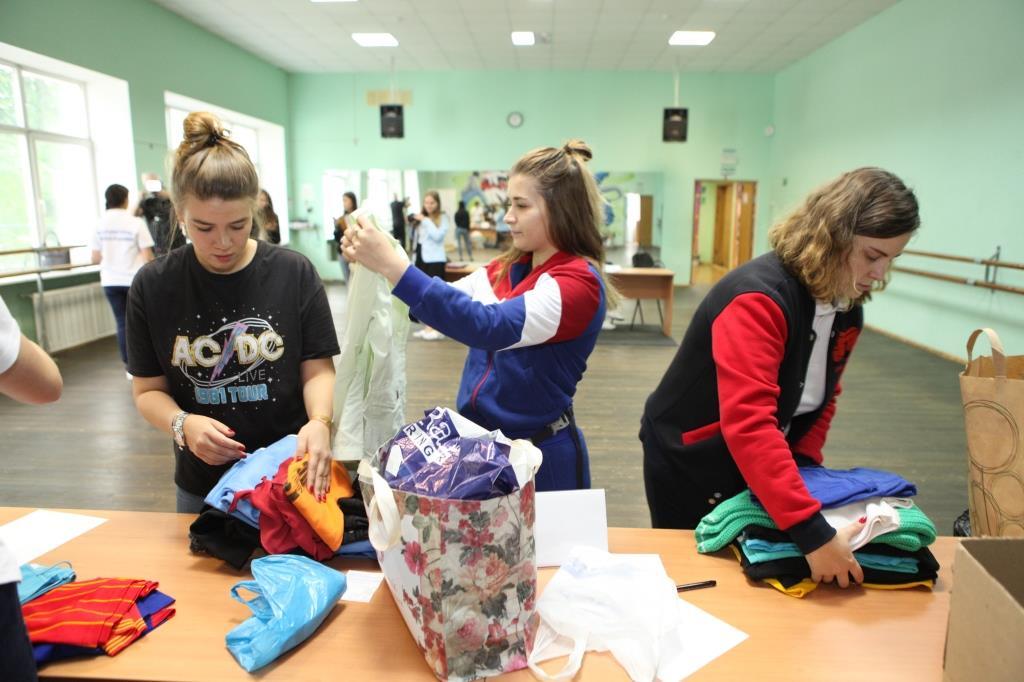 В регионе объявлен сбор гуманитарной помощи для пострадавших от наводнения в Иркутской области