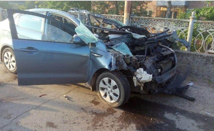 Смертельное ДТП с тремя погибшими на Добрынинском мосту: на водителя заведено дело