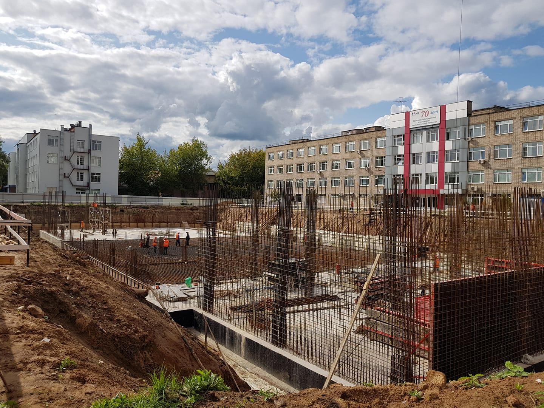 В Ярославле начали строительство хирургического корпуса областной онкологической больницы - Миронов