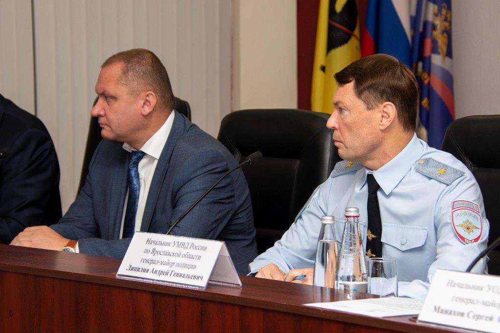 В Ярославской области снизилось число убийств, разбоев и грабежей