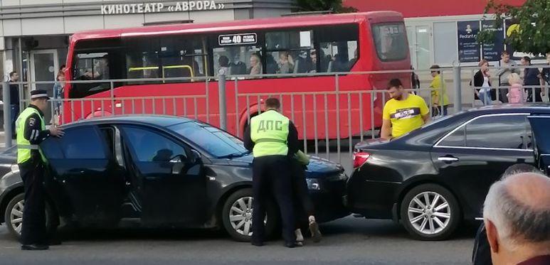 Подробности ДТП с участием подростков в иномарке: дети пытались удрать от полицейских