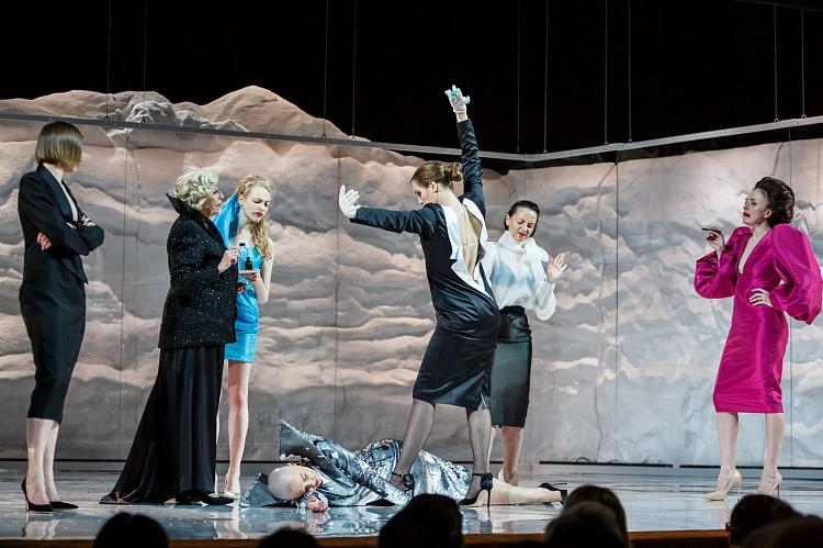 Труппа Волковского театра примет участие в масштабном фестивале в Екатеринбурге