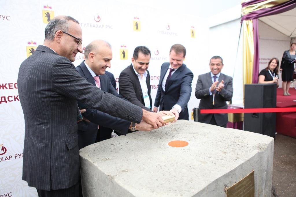 В Ростове началось строительство складского логистического комплекса
