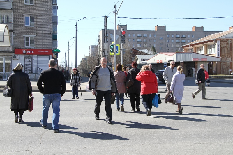 В Рыбинске «умные» светофоры снизили аварийность на улице Герцена
