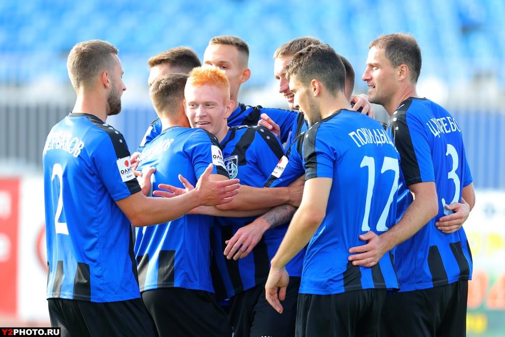«Шинник» обыграл «Нижний Новгород» и вышел на первое место в ФНЛ