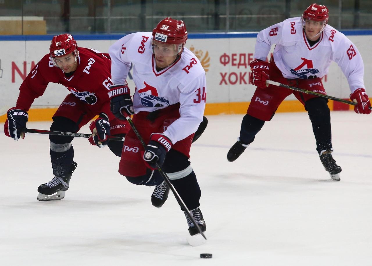 «Локомотив» провел контрольный двусторонний матч: кто отличился