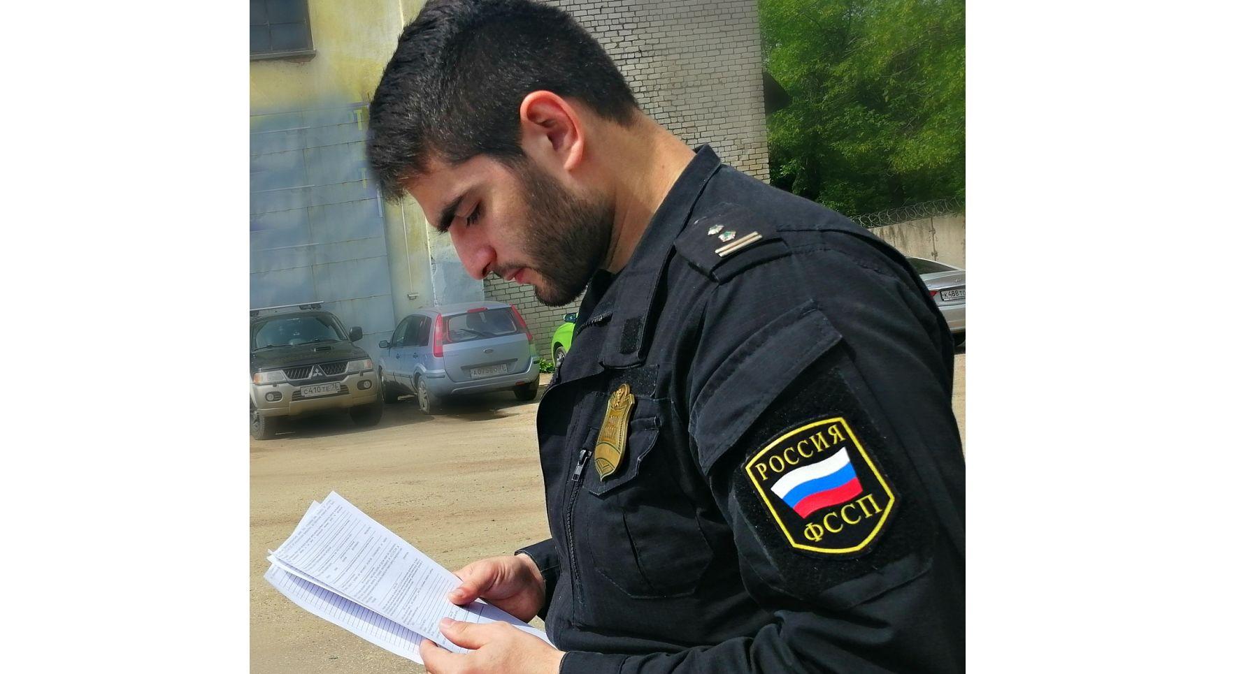 В Ярославской области мужчина выплатил 140 тысяч рублей алиментов, чтобы не лишиться прав