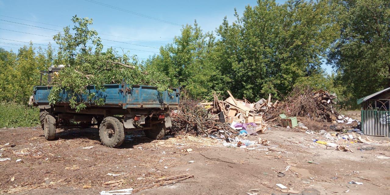 В Ярославской области УК оштрафовали на 150 тысяч за несанкционированное размещение отходов