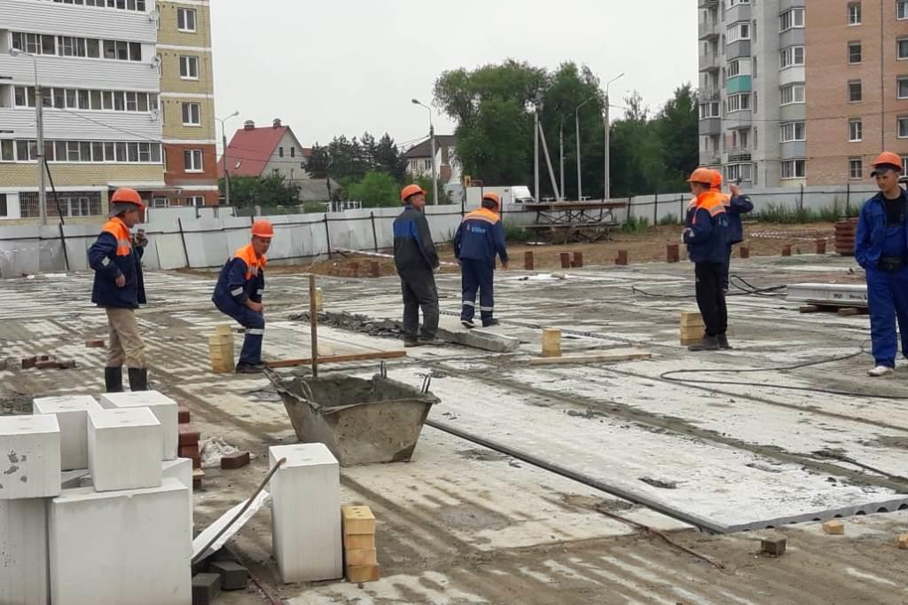 В Ярославской области возрождают стройотряды