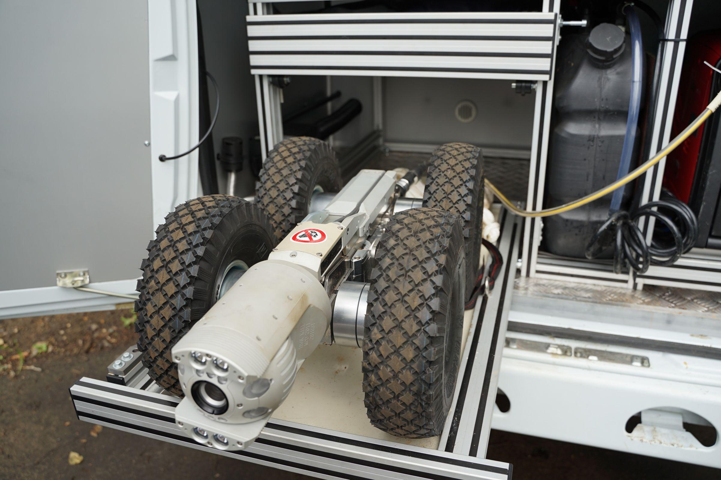 Обследование трубопроводов в Ярославле будут проводить с помощью робота