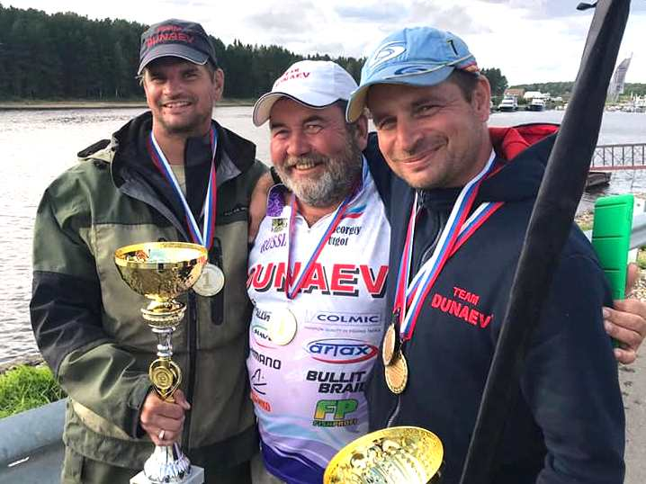 В соревнованиях за кубок Ярославской области по ловле рыбы приняли участие команды из шести регионов