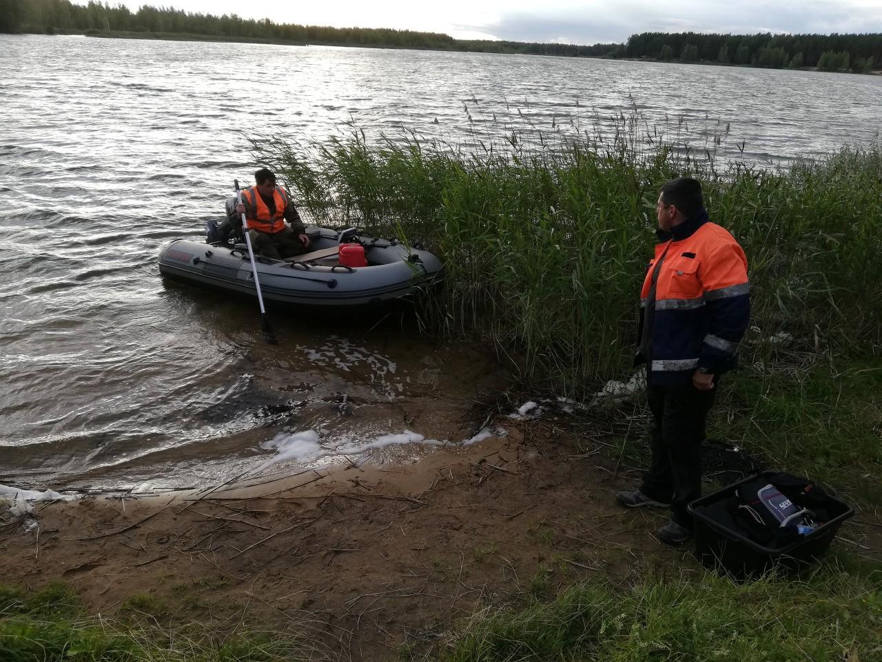 В Ярославле водолазы исследуют Прусовские карьеры в поисках пропавшей девушки: видео