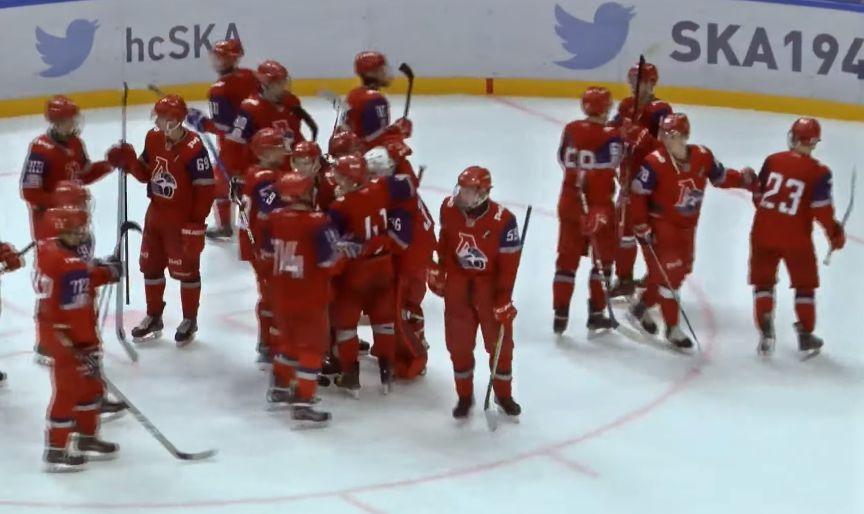 «Локо» одержал вторую победу на турнире имени Николая Маслова