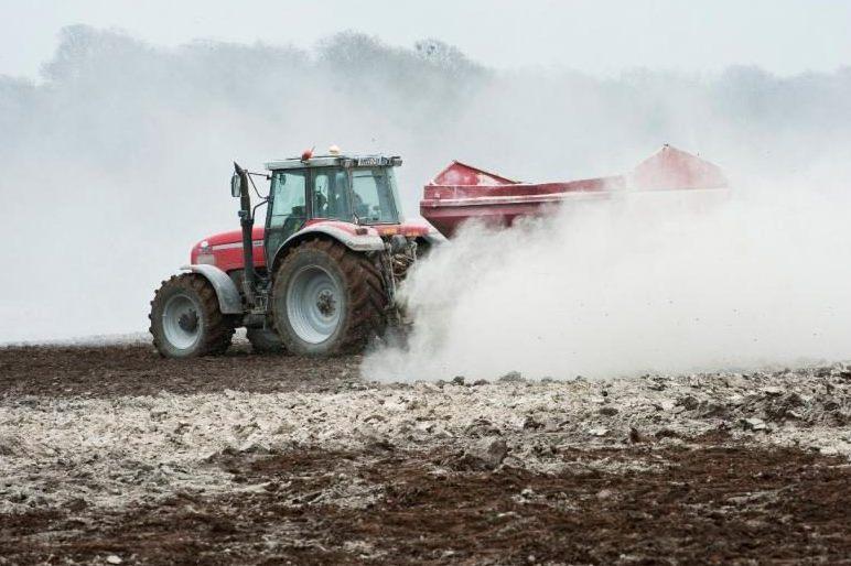 Сельхозпроизводителям возместят до 70 процентов затрат на известкование кислых почв