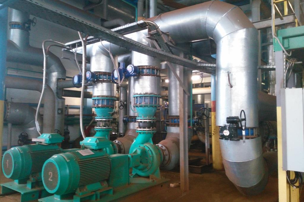 Школу села Великого будет отапливать современная газовая котельная