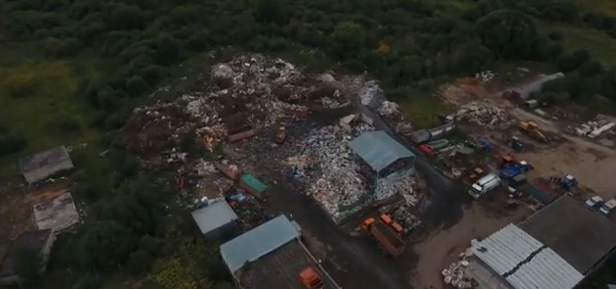 Власти инициировали проверку после сообщения в соцсетях о свалке в Переславском районе