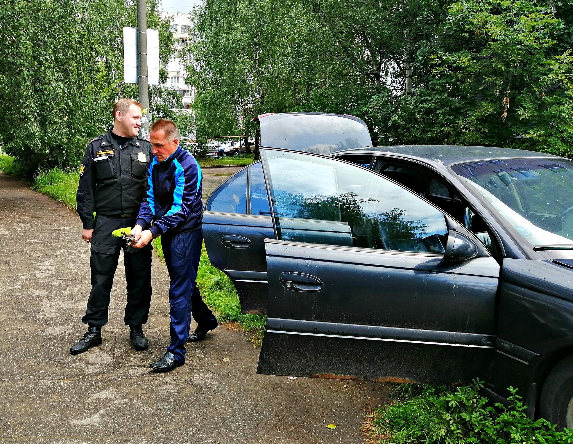 Иномарку ярославца арестовали за долги прошлого владельца