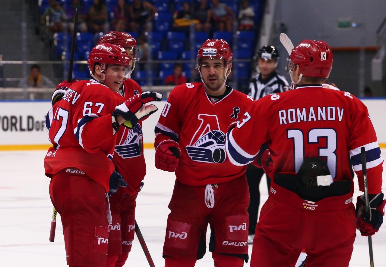 «Локомотив» одержал победу в первом предсезонном матче
