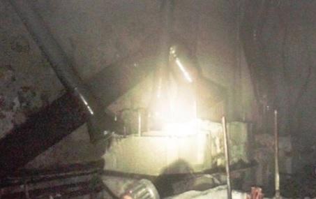 В Рыбинске горел приборостроительный завод