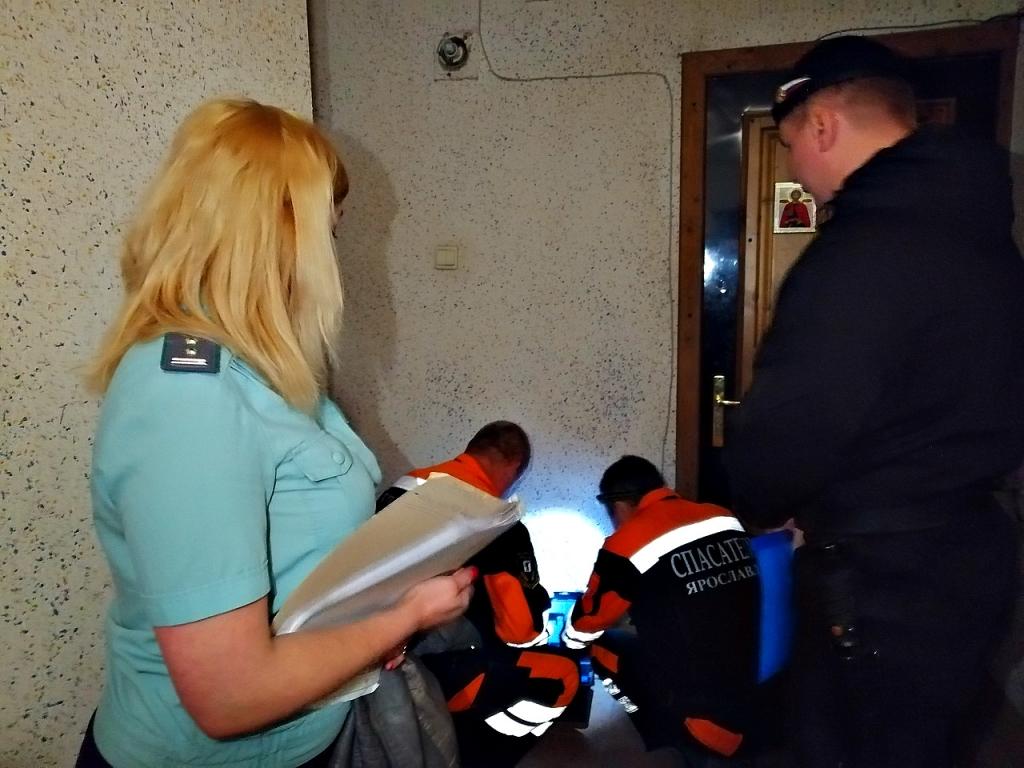 Ярославца в его новую квартиру целый год не впускали бывшие владельцы