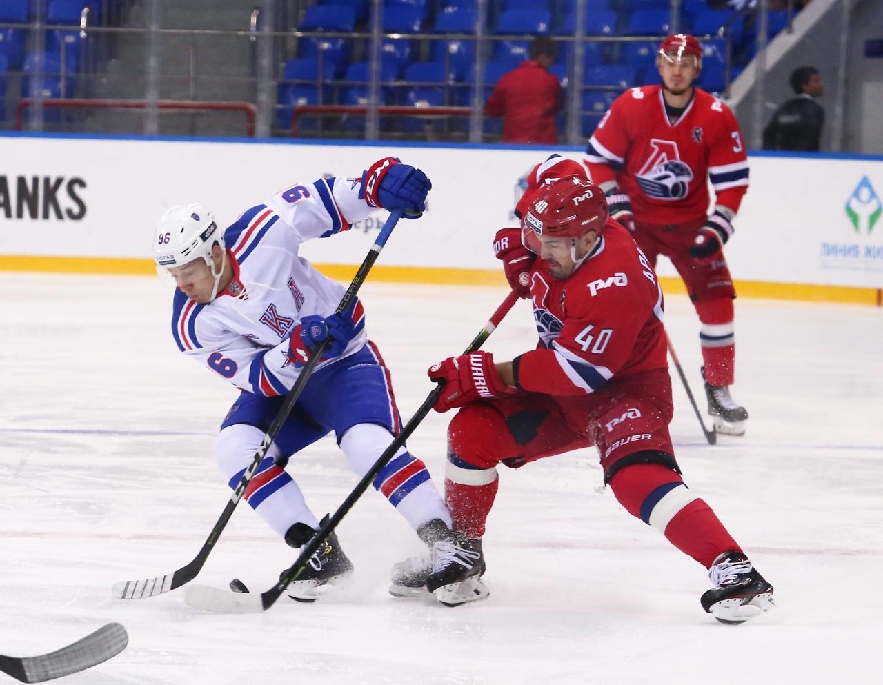 «Локомотив» всухую проиграл СКА