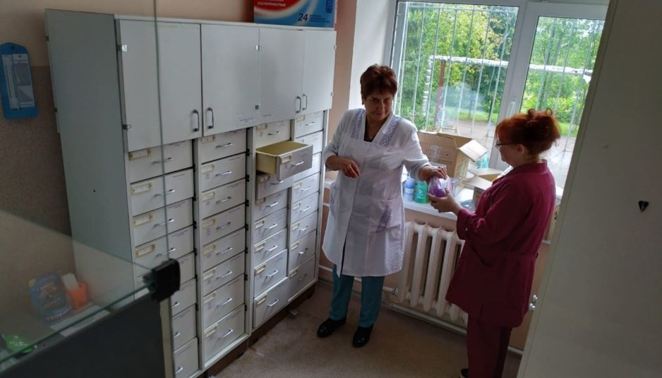 В Ярославской области открылся новый пункт с льготными лекарствами