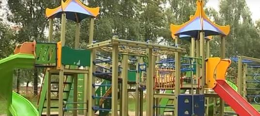 Мэр Ярославля раскритиковал состояние детских площадок в городе