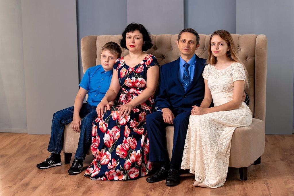 Семья из Ярославской области вошла в число победителей всероссийского конкурса «Семья года»