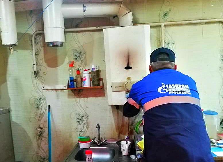 В Ярославской области должников отключают от газа за долги в сотни тысяч
