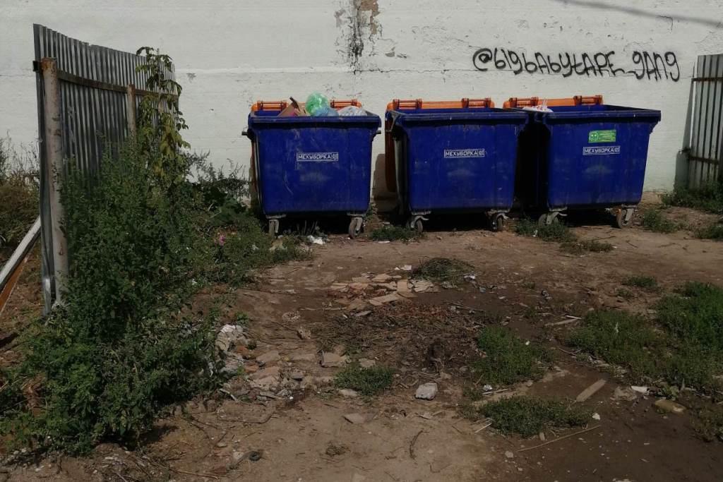 Комиссия повторно проверила состояние контейнерных площадок в Переславле-Залесском