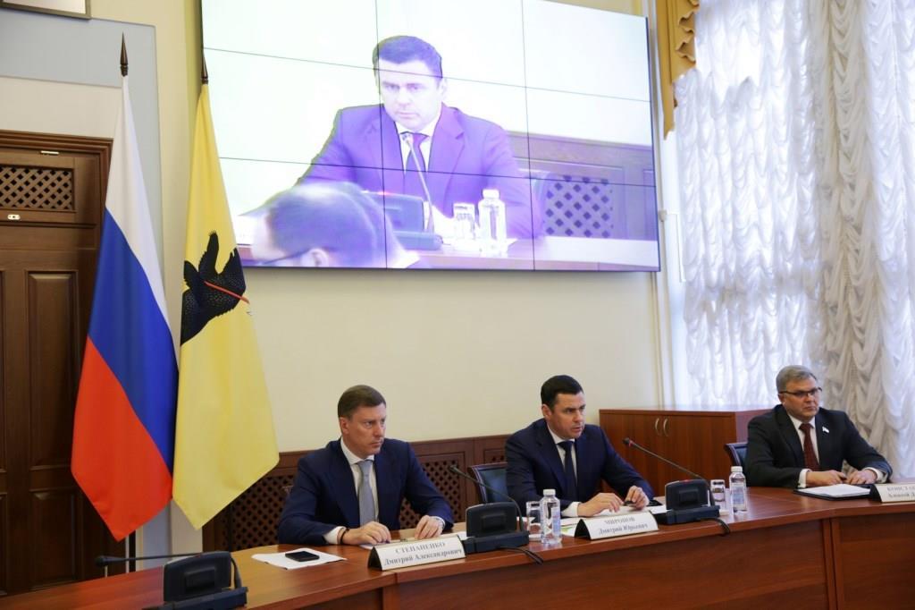 В рамках федерального проекта в Ярославской области построят ряд очистных сооружений