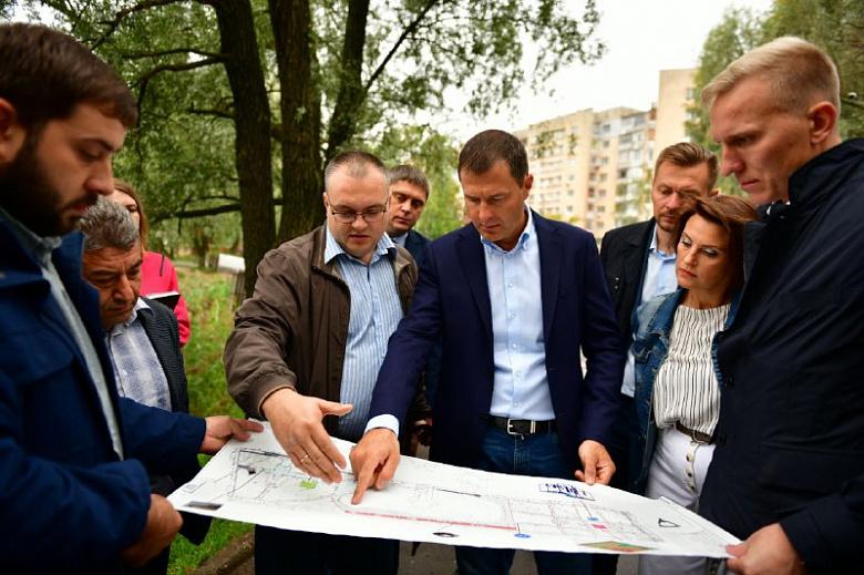 Власти рассказали, как преобразится парк 30-летия Победы в Ярославле